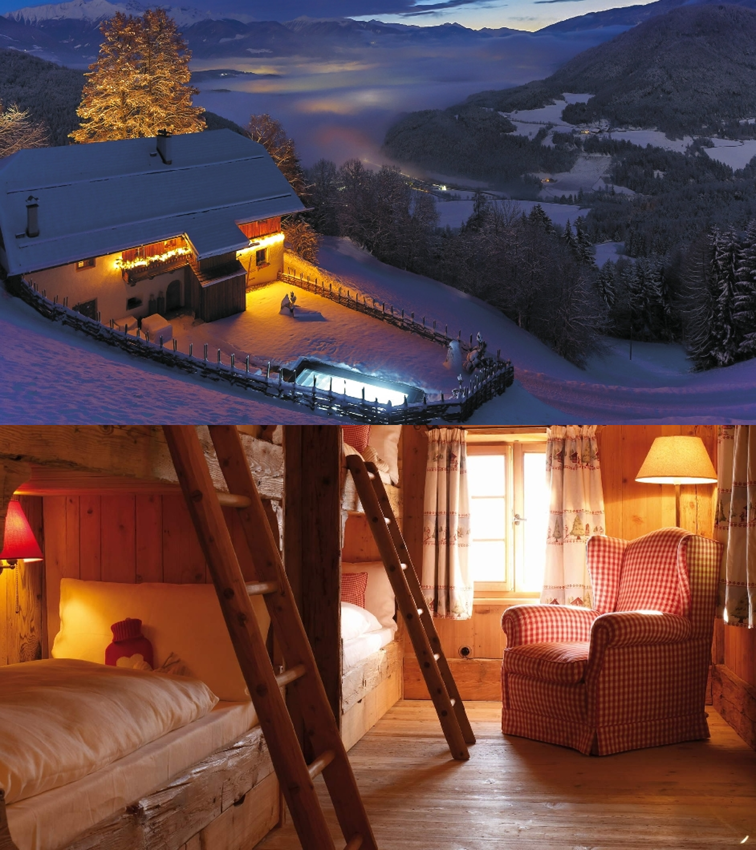 CHALET LINFA // DOLOMITES – ITALY