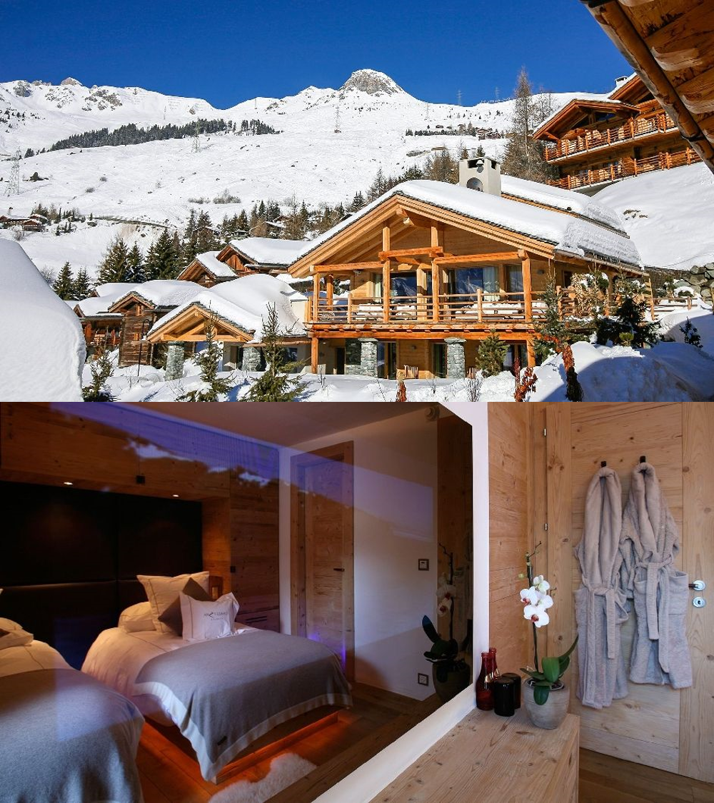 CHALET SPA // VERBIER – SWITZERLAND
